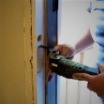 תיקון משקוף דלת